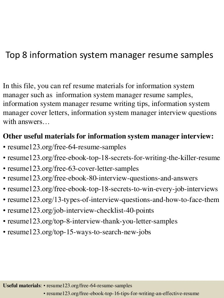 information systems specialist sample resume information systems specialist sample resume - Unix Sys Administration Sample Resume