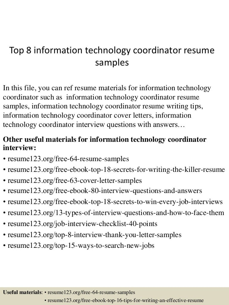 interview questions for information technology how to ace the top ...