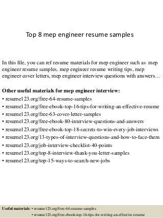 mep engineer linkedin