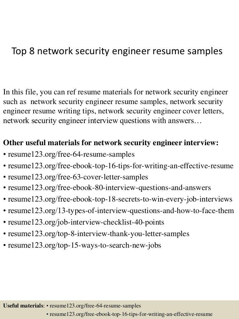 topnetworksecurityengineerresumesamplesconversiongatethumbnailcb security engineer sample resume - Crane Engineer Sample Resume