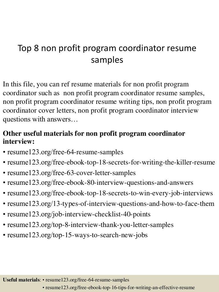 Example Non Profit Jpg Cfo Cover Letter Resume Format Download Pdf Programmer AppTiled Com