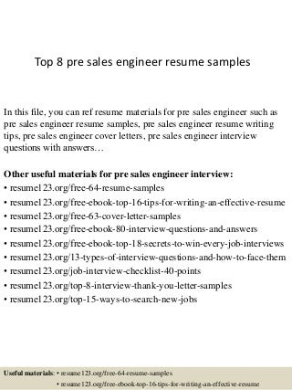 Captivating Pre Sales Engineer Voluntary Action Orkney Pre Sales Engineer Cover Letter  Free Address Label Templates Internship