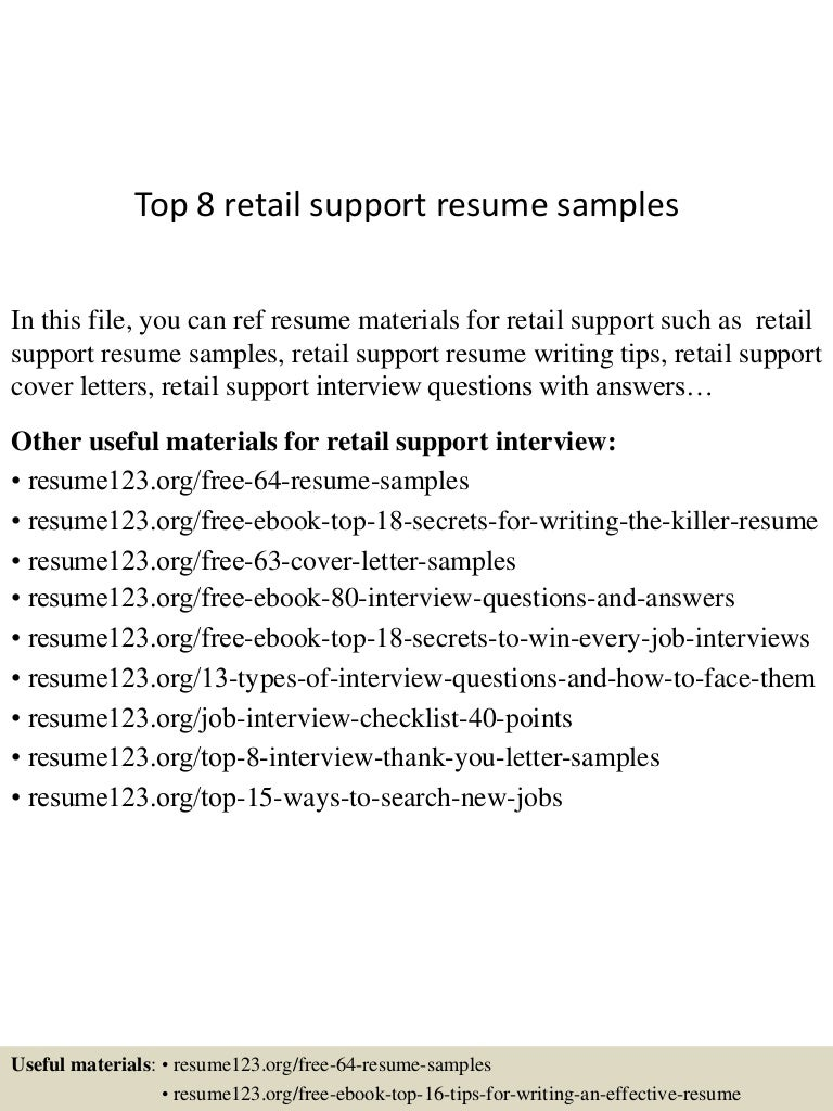 Customer Service Cashier Resume Examples Resume Examples Retail Sales Entry  Level Objective Resume Examples Retail Sales  Customer Service Cashier Resume