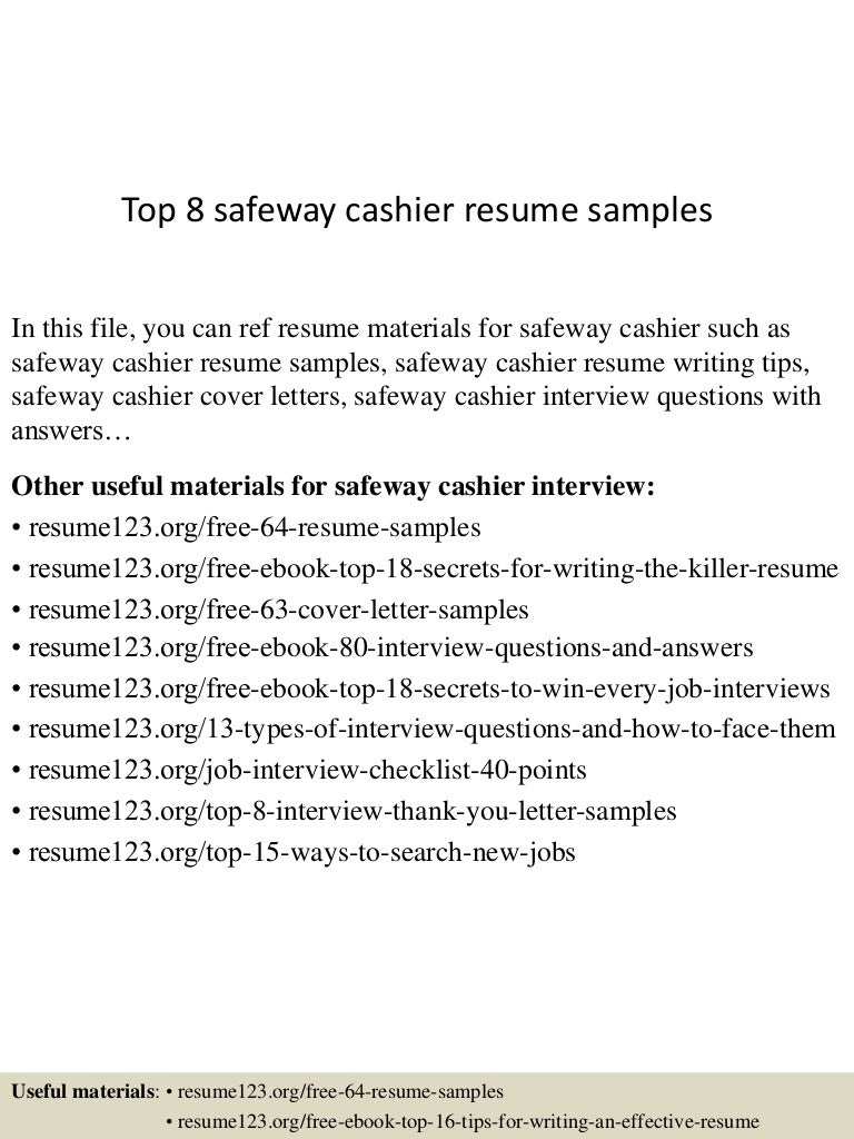 csep systems engineer cover letter graphics programmer sample resume top8safewaycashierresumesamples 150723085704 lva1 app6892 thumbnail 4 csep - Csep Systems Engineer Sample Resume