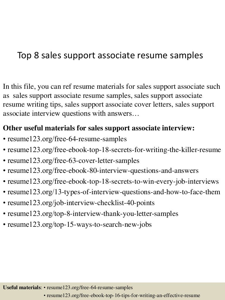 Sales Associate Cover Letter Template | Resume CV Cover Letter