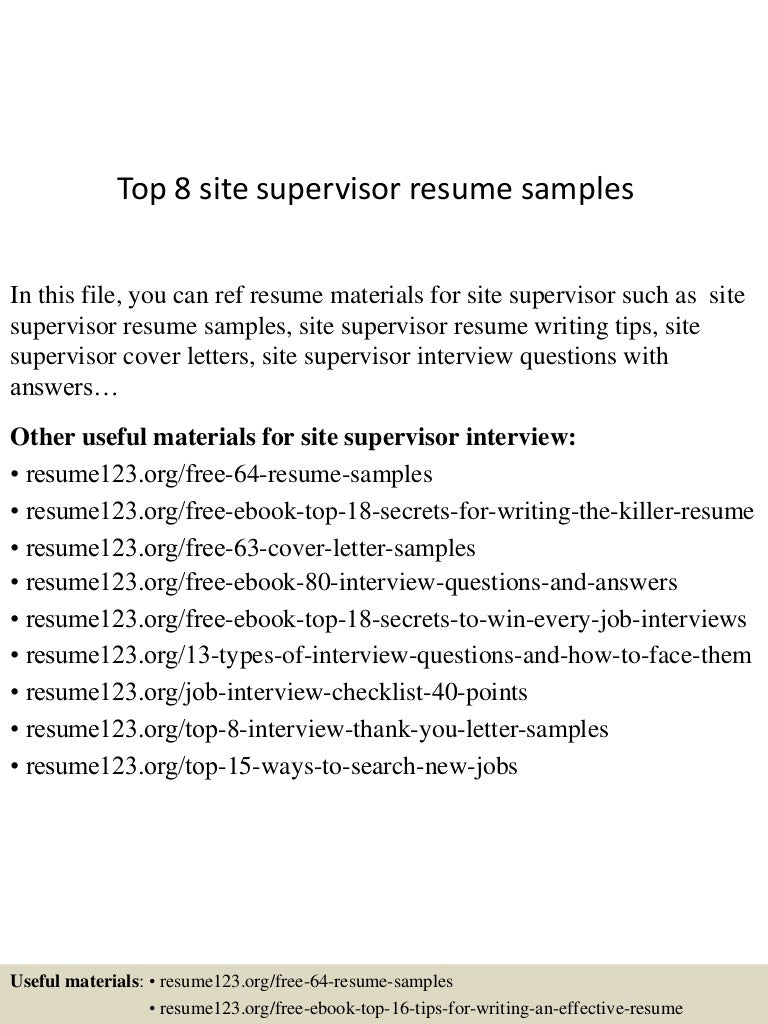 top8sitesupervisorresumesamples 150426210236 conversion gate01 thumbnail 4jpgcb1430100204