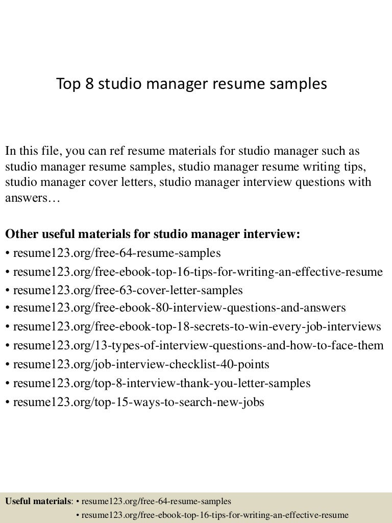 Resume Audio Video Technician - Virtren.com