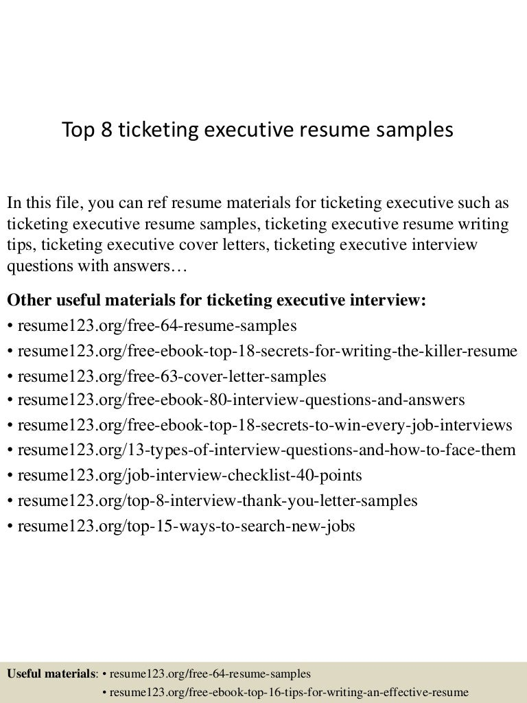 Cash Office Job Description Resume