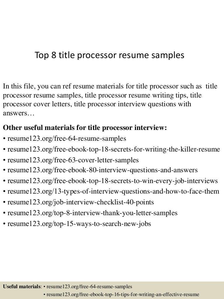 toptitleprocessorresumesamples lva app thumbnail jpg cb