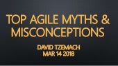 Top Agile Myths & Misconceptions