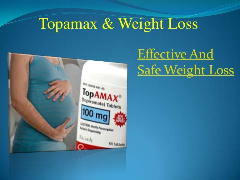 phentermine with topamax for weight loss