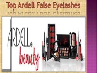 Top ardell false eyelashes