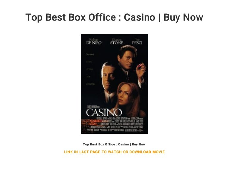 Casino movie to buy casinos in ky map