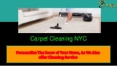 Carpet Cleaning In New York By Experts
