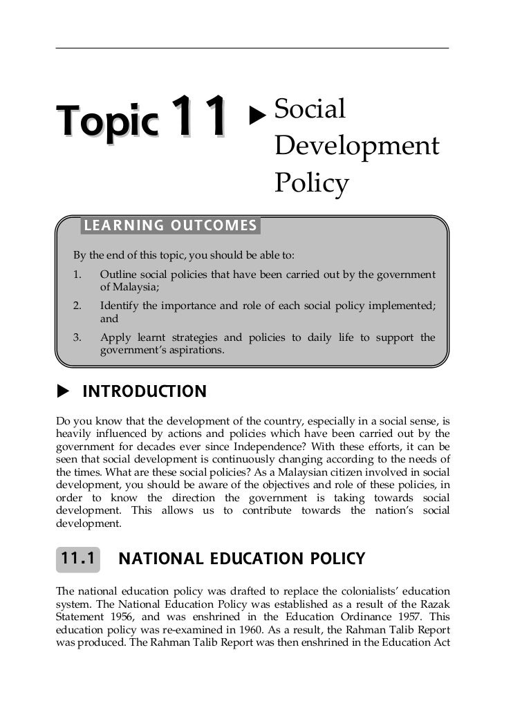 Social policy is what is the Development of social policy in Russia 40