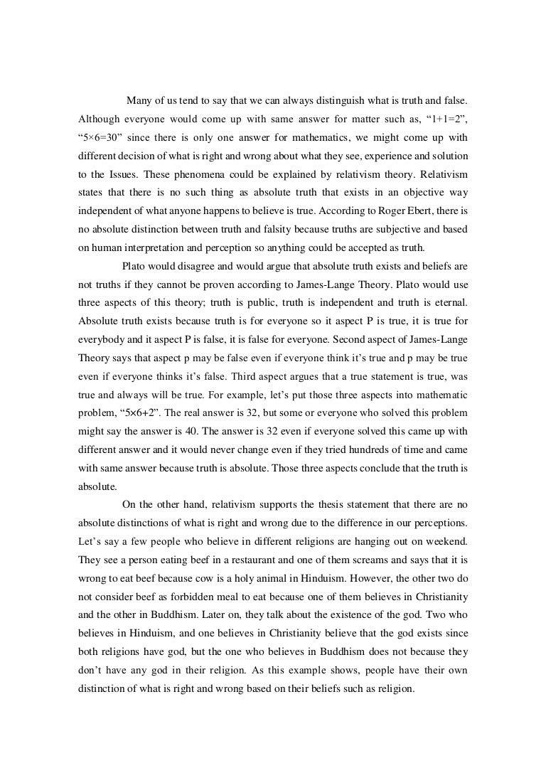 topic essay draft