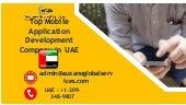 Top Mobile App Development Company in UAE