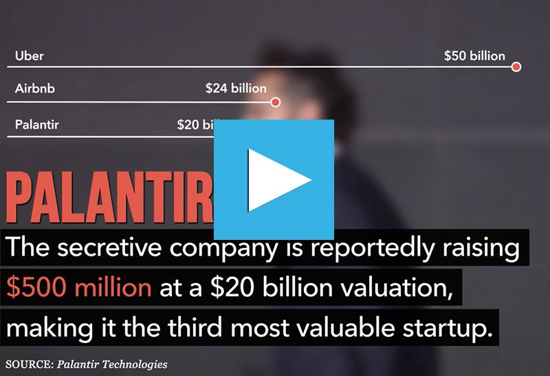 The Most Valuable (And Secret) Startup and a New CEO Search for Tidal. Watch Today's Top News