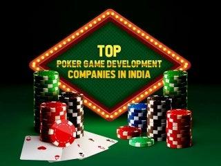 List of Top Most Poker Game Development Companies