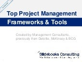 Project Management Toolkit: Frameworks, Tools & Templates