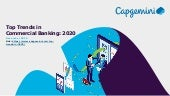 Top Trends in Commercial Banking: 2020