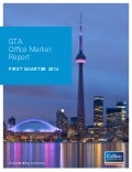 Toronto office market report q1 2014