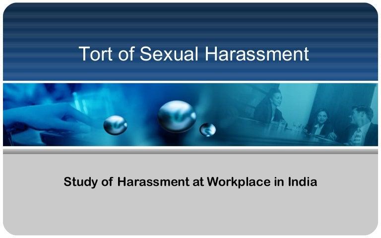 Harassment statistics damages sexual punitive