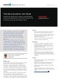 Toshiba Corporation Case Study