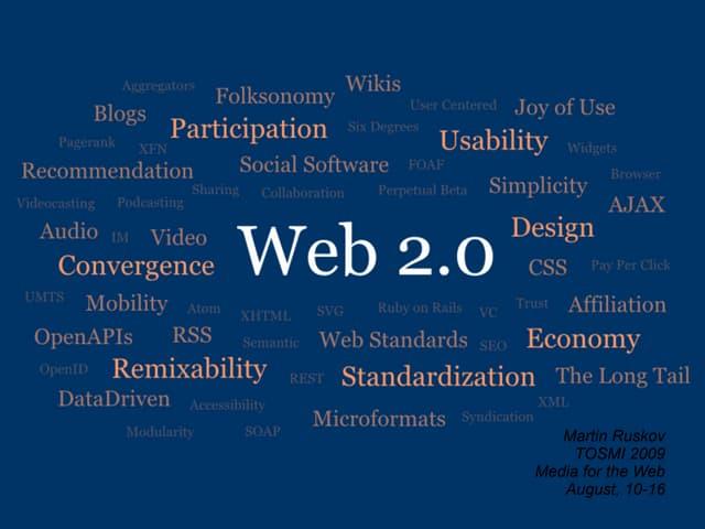 TOSMI Web2.o