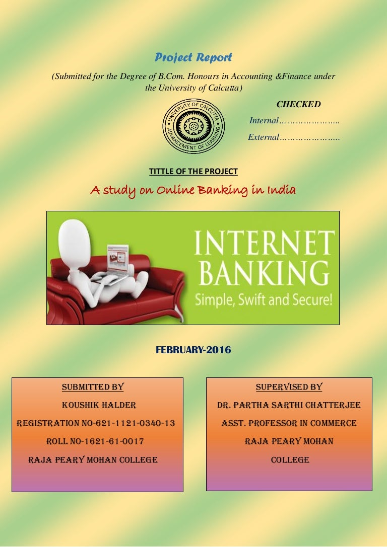 Project On Online Banking In India Report Of Cell Phone Detector Circuit