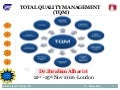 Total quality management (tqm)ادارة الجودة الشاملة