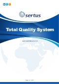 Total Quality System