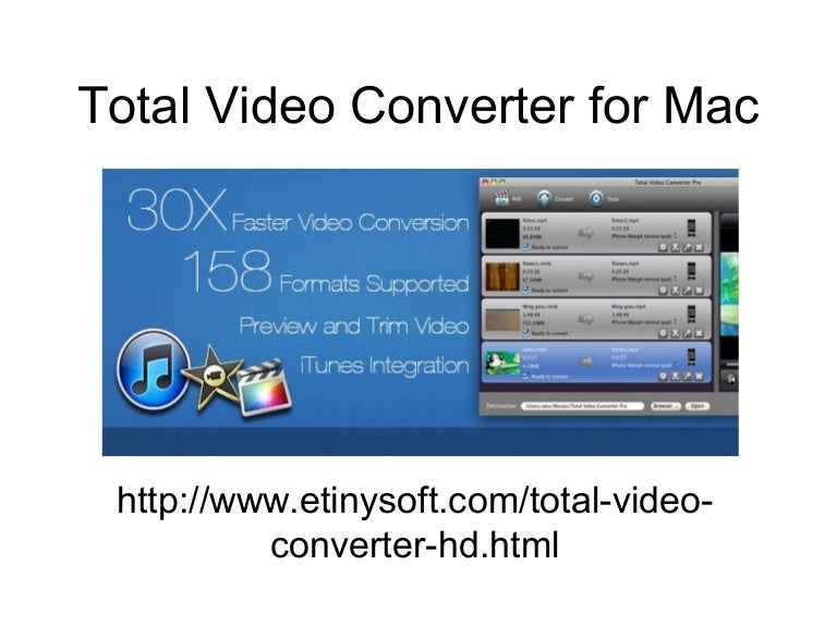 Total Video Converter For Mac Cracked