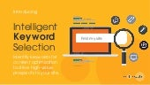 Intelligent Keyword Selection to Improve Search Ranking for B2B Companies