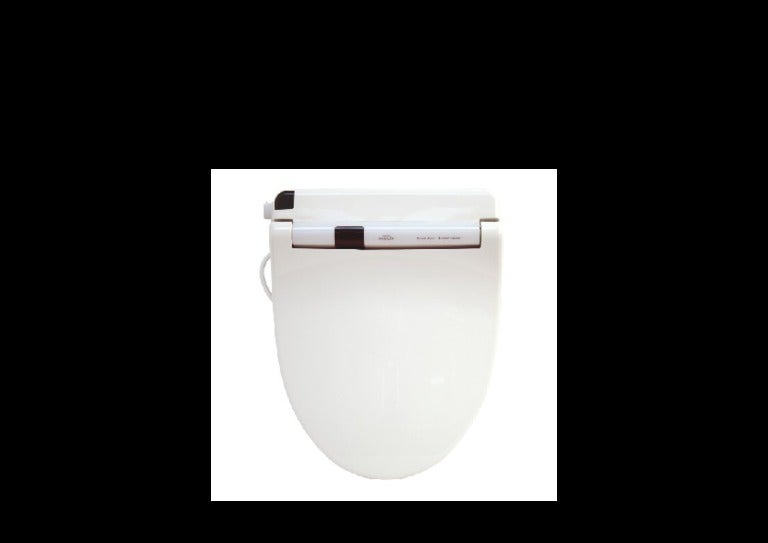 Toto sw563 t694 01 washlet s400 round front toilet seat for ultimate …