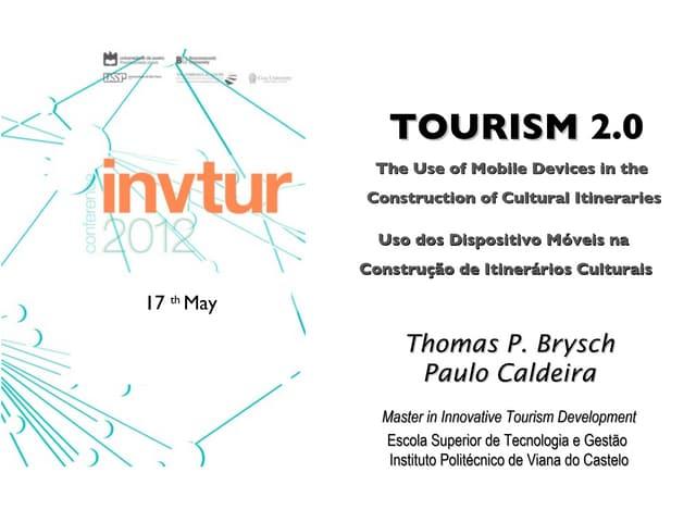 Tourism 2.0   The Future Of Culture