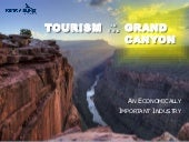 Tourism in the grand canyon