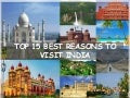 Why India is your next travel destination
