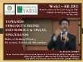 Towards Strengthening Economics  and Halal Spectrums