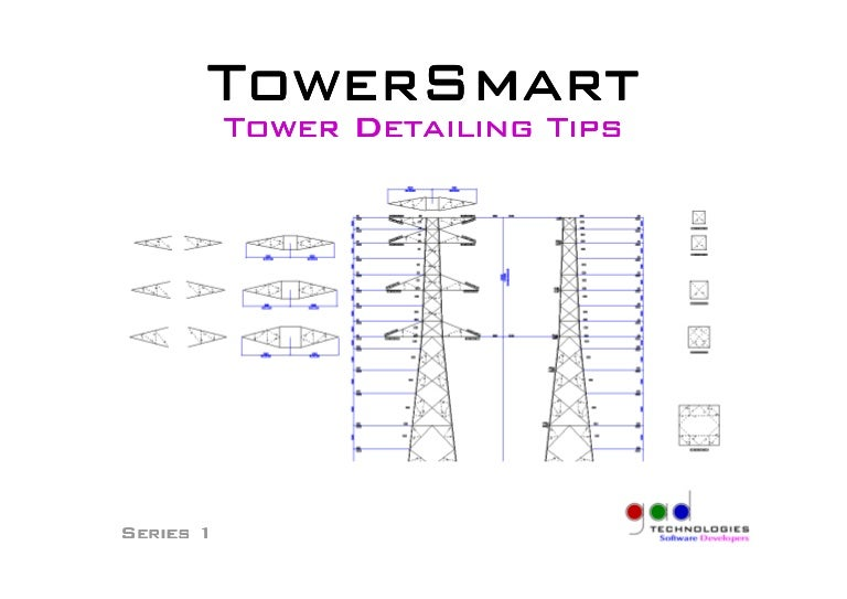 Tower smart tower_detailing_tips_series_1