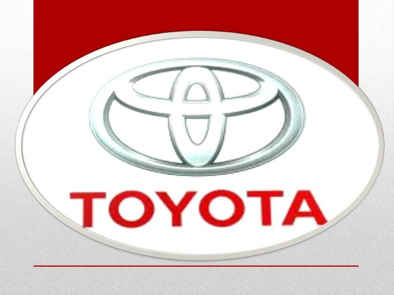 Toyota marketing services