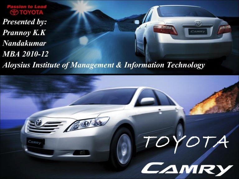 knowledge management for toyota motors Transfer of knowledge in multinational companies (mncs) according to schulz and jobe (2001) the management of knowledge flows is especially important for multinational companies because they operate in geographically and culturally diverse environments the mainstream of the toyota literature has hardly touched the fundamental issues of.