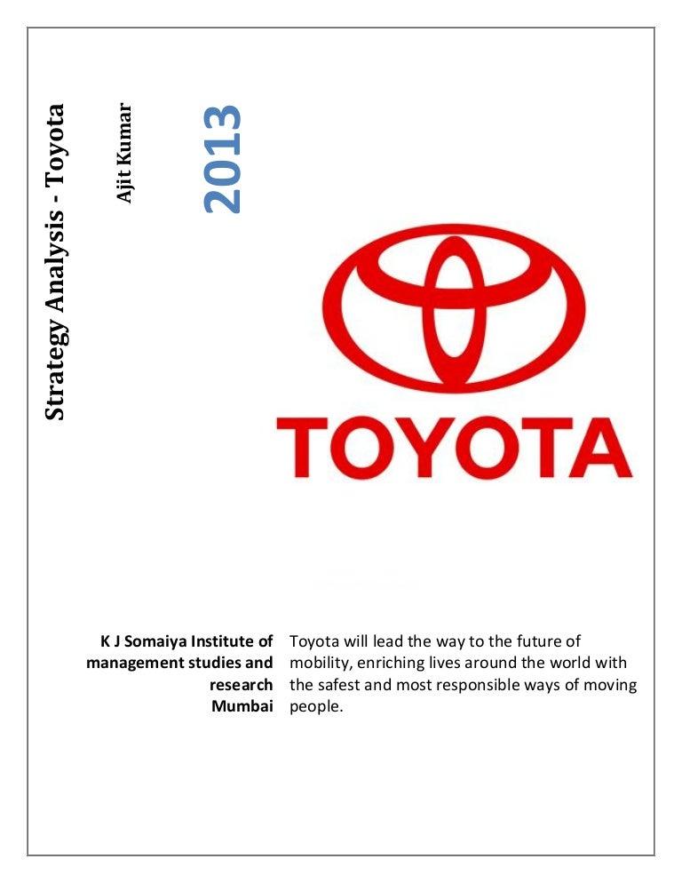 Toyota recall ethics essay