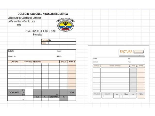 Formato - Excel 2010