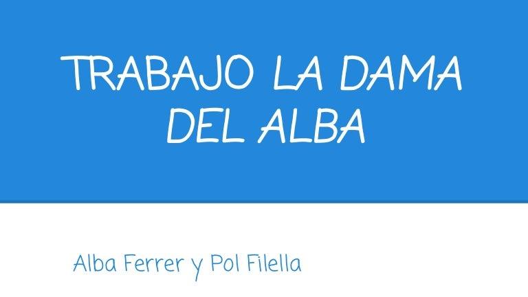La Dama Del Alba Pdf