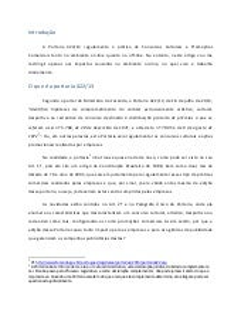 Direito Digital - Portaria 422/13 - Rodrigo Galhano
