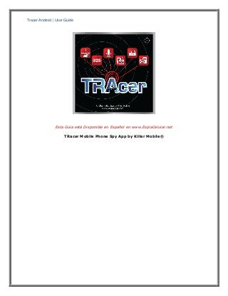 T racer user_guide_android