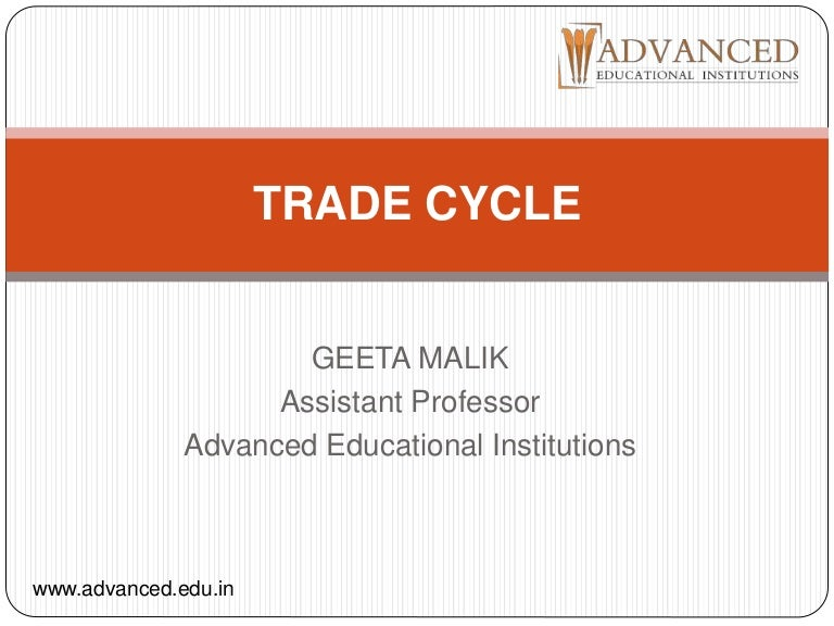 cycle trade in