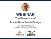 Essentials of Tradeshow Booth Design