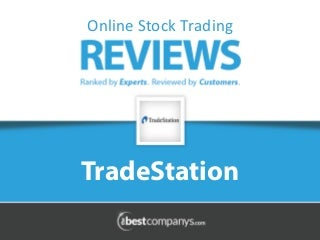 Tradestation 3rd party partners